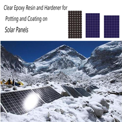 Epoxy Resin for Potting and Coating for Solar Moudel