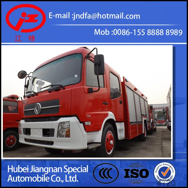 6T dongfeng tianjin DFL dongfeng commercial vehicles 4X2 4X4 4000-7000L