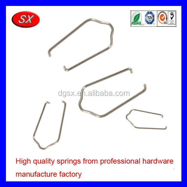 OME Hose Retaining Spring,Wire formed Iron Steel Horse Shoe Clip