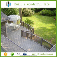 Garden Lawn Edging WPC plastic fence