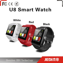 China U8 android smart watch for android smartphone HL037