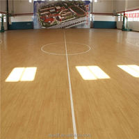 Best selling sound proof indoor outdoor basketball flooring price