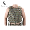 The British Army Version New Generation 1200D Molle System Virtus Combat Vest Body Armour With Kevlar Lining