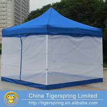 Jacobs folding canopy advertising tent
