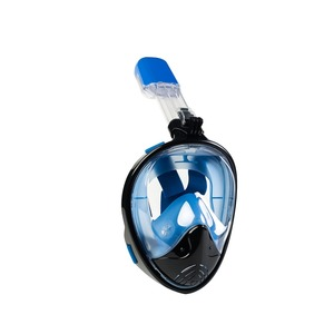 Full Face Snorkeling Mask Snorkeling Gear Set Easy To Breath