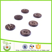 100% natural coconut shell button for diy calendar making supplies