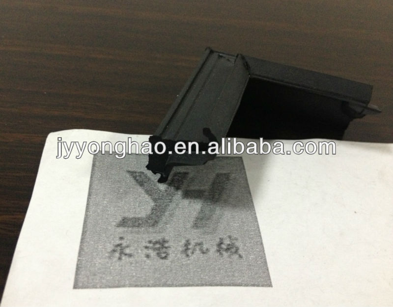OEM ODM rubber parts for car window