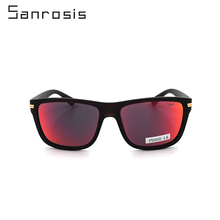 Plastic 2017 Newest Design Visual Clarity Cheap Sports Sunglasses