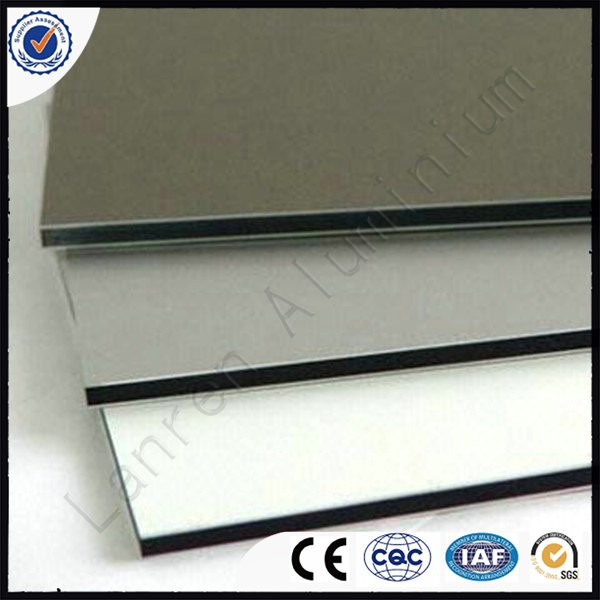 Fireproof Composite Panel : Fireproof aluminum composite panel acp high quality mm