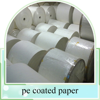 Excellent material China Best pe coated paper cup blank