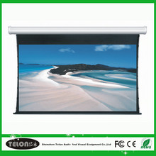 Good Quality hd motorized projector screen 4k of China National Standard