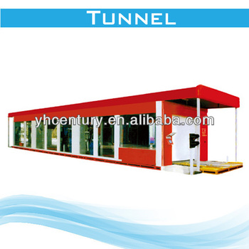 Tunnel cleaning equipment for car automatic car wash machine price car