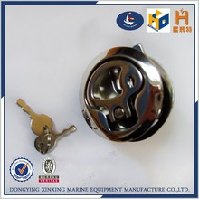 Stainless steel marine hardware boat cabinet lock