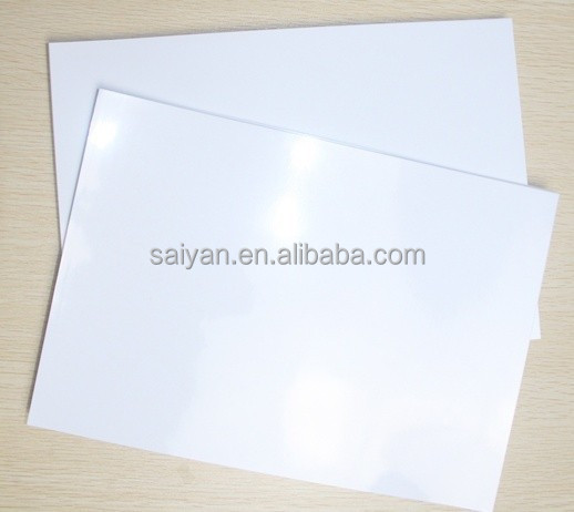 260g A4 premium glossy RC photo paper 20 sheets/pack