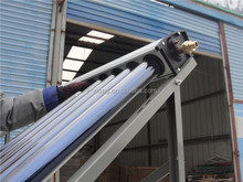 Heat Pipe Solar water heater collector with high pressurized solar tube manifold