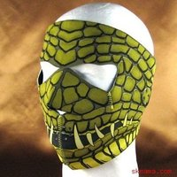 Neoprene Mask For Motorcycle Or Paintball. Many Uses!