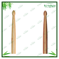 new design high quality eco friendly wood bamboo drumsticks
