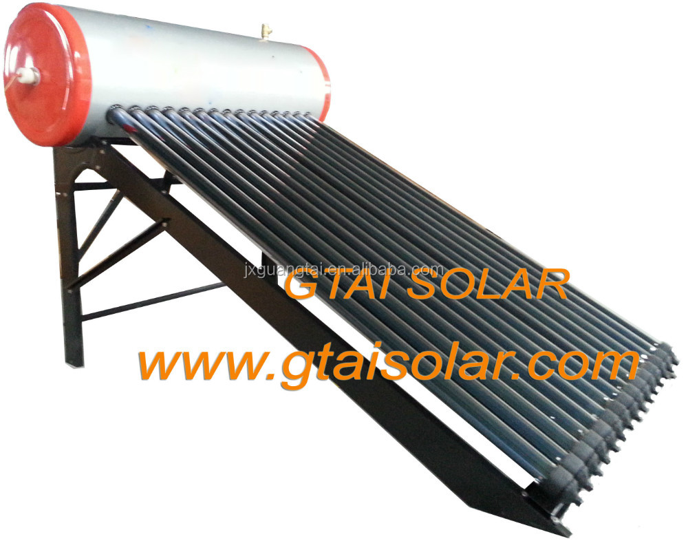 Kenya Integrated Pressure Solar Water Heater Systems 300 liters, Solar Keymark, CE, SRCC