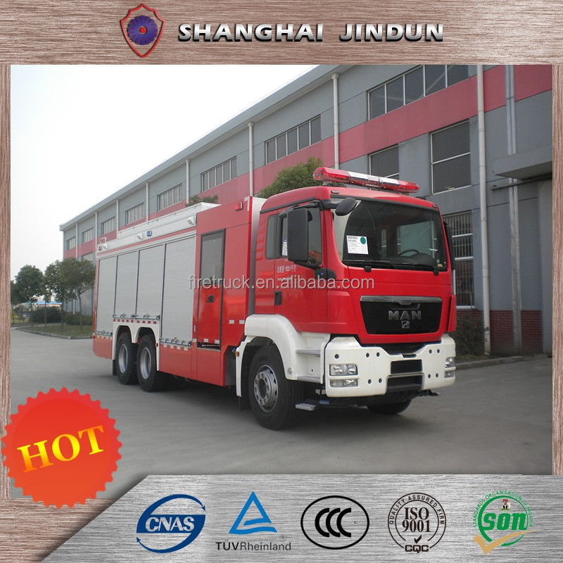 New Products on China Market Mobile Clinic Fire Fighting Vehicle