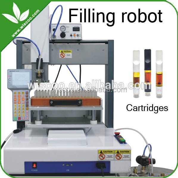 High quality electronic cigarette oil filling capping machine palm oil filling machine