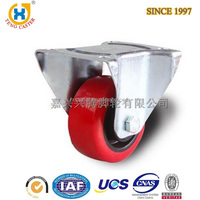 Rigid Heavy Duty Industrial Caster,removable caster wheels
