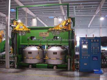 "55""-68"" TBR, LTR Tyre Curing press, BOM Type"