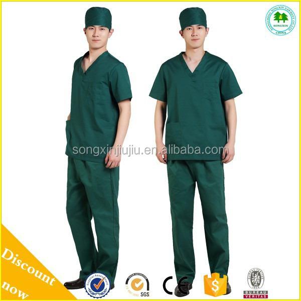 New Style Latest Medical Scrubs Wholesale , Scrubs Cherokee For Men