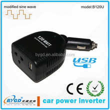 Smart 12v to 220v car inverter,automobile power converter,easy to use