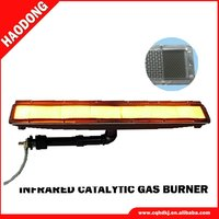 Infrared catalytic gas heating element 110v for car