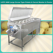 LXTP-3000 Potato washing and peeling machine