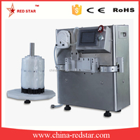 Veterinary equipment animal semen semi-automatic filling machine for sperm collection