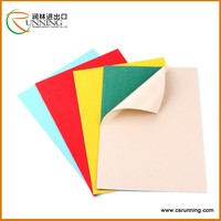 Customized needle punched polyester self adhesive roofing Felt