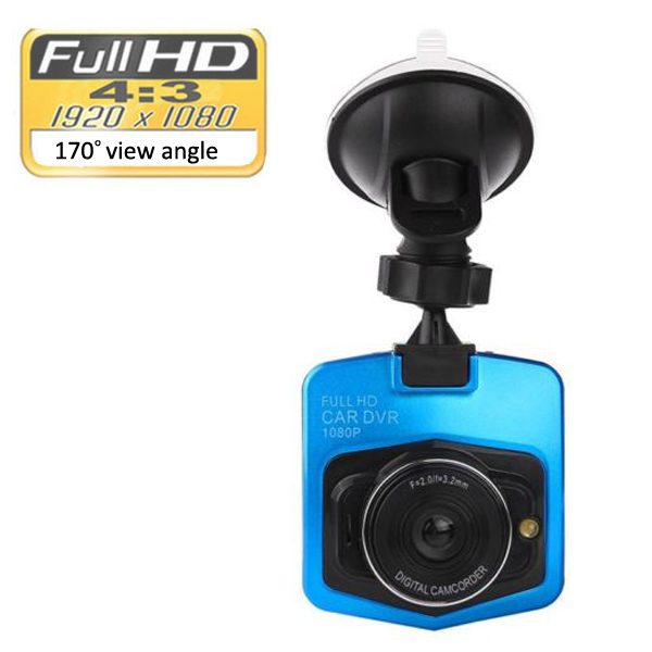 New Promotion 2.4 Inch LCD HD 1080P Dash Car Video Recorder Night Vision Mini Camera DVR