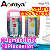 for canon ink cartridge PFI-701 with canon IPF8100 with USA chip and cartridge ink