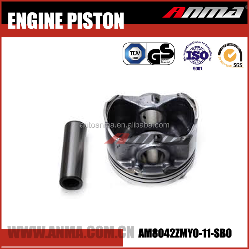 Automotive engine pistons mazda 323 engine piston