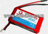 YT583460 20C High Rate LiPo Battery