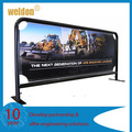 outdoor high quality banner barrier stanchions