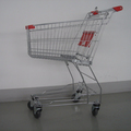 Grocery store kids shopping trolley