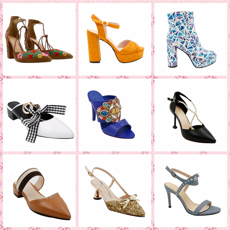 wholesale flat sandals for women and ladies