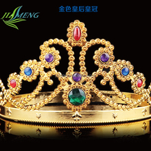 fashion plastic crowns and tiaras child princess crown and cheap princess crown