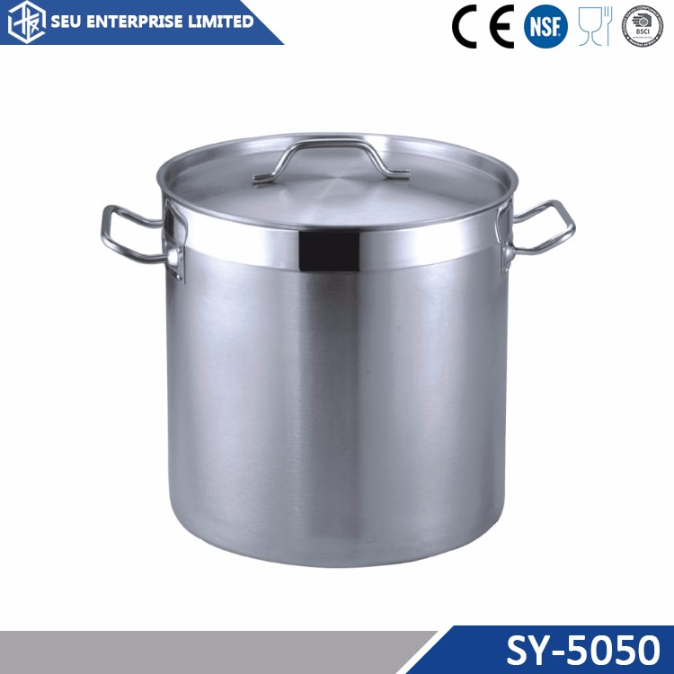 Stainless steel multi function non stick canning sealed cookware pot