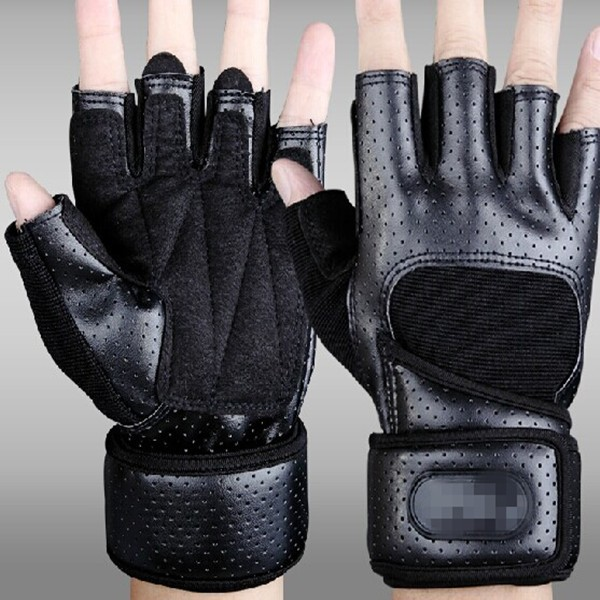 Custom professional weight lifting cycling gym glove