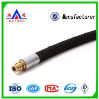NBR Material Rubber Hose/Steel Wire Spiraled Rubber Hose from China