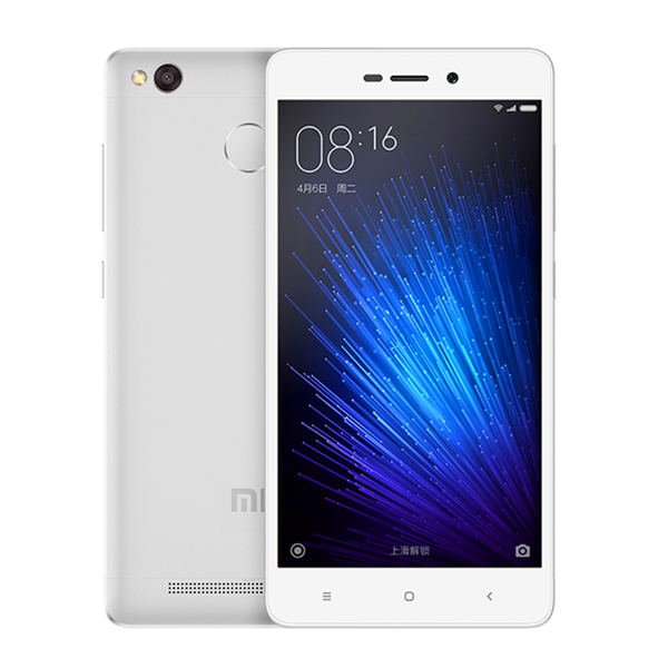 Xiaomi Redmi 3x 5'' Snapdragon 430 Octa Core FID 4100mAh 1280x720p 32G Rom Metal Body 13MP Dual Camera Flash Light Mobile Phone