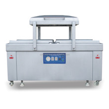 fully automatic rice vacuum packing machinery/brick shape package beans vaccum machine