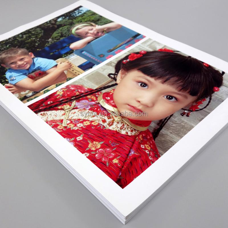jetland a4 rc inkjet papier 260g fotopapier 210x297mm 20 blatt pro packung mit wasserdicht bunte. Black Bedroom Furniture Sets. Home Design Ideas