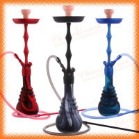Europe hot selling deluxe amy shisha wholesale zinc hookah