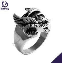 fashion jewelry ring,motorcycle charms wholesale