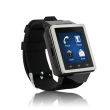 Android 4.04 system 2M camera wifi sim card S6 smart watch with regular Stock