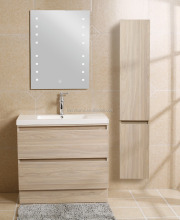 Newest Wall Mounted MDF veried sizes Bathroom Cabinet, MDF bathroom vanity, bathroom vanity(XS-1038)
